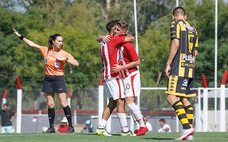 Agrupación Apertura Pincharrata: Reserva: Goleada ante Olimpo